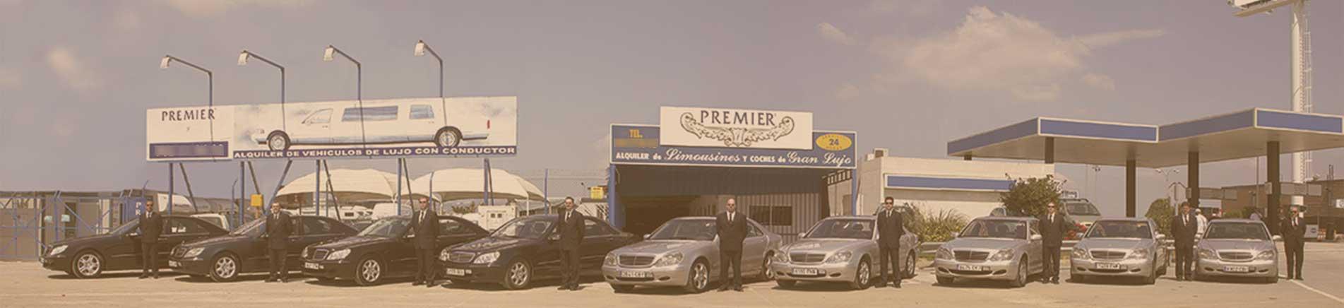 fleet limousines